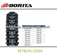 16 solid rubber bicycle tire size 16x1.95