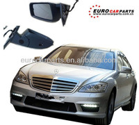 side mirror for BENZ S-CLASS W221 10y style auto car replacement