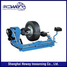 heavy duty truck tyre equipment for garage