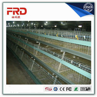 Made In China Long Use Time Design Layer Chicken Cages