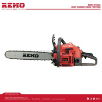 chinese chainsaws RM-CS6200electric start gas chain saw