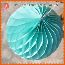 Wholesale DIY Yiwu Paper Honeycomb Ball Garland For Wedding Party Decorations