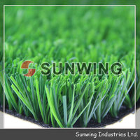 Sunwing 2014 synthetic grass for soccer pitch