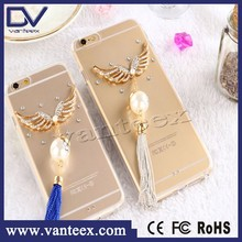 High quality phone case tpu mobile case for iphone 6 6plus manual phone cover
