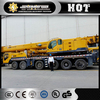 xcmg 130 ton used truck crane qy130k low price
