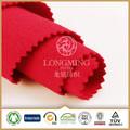 Shaoxing longming têxtil china tweed poliéster / visvose tecidos para homens terno / barato por atacado tr lã melton tecidos