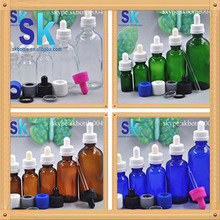 colorful 30ml essential oil bottle multiple colors dropper bottle essentail oil bottle dropper
