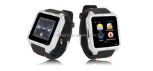 New Arrivals S83 Android 4.0 Bluetooth GPS WiFi Smart Watch Phone