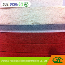 Closed cell silicone foam rubber price