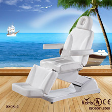 salon furniture,beauty salon facial bed, salon equipment massage bed/medical electric bed (KZM-8808-1)
