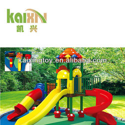 2015 Kids Cheap Outdoor Entertainment Playground Equipment For Sale
