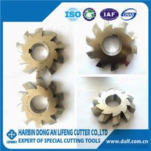 Special made high speed steel combined group milling cutter