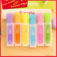 wholesale new products yiwu stationery market jumbo multi color indelible marker pen