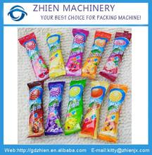 ZE-250D Pillow type bag lollipop candy stick packaging machine