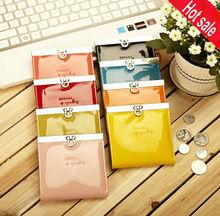 2013 PVC wallet bags fashion
