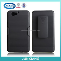 made in china alibaba hybrid kickstand case for sony z2 mini