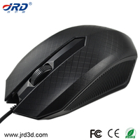 3D economic optical wired usb gaming mouse / mice led