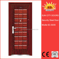 Security/Emergency/Safety Steel Door With Most Resonable Price