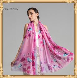 2016 spring ONEMAN scarf brand name china winter wear wool shawl
