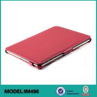 Beautiful Design Smart Cover Leather Minion Case for iPad Mini 2 3 4