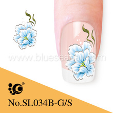 ladies cosmetic cosmetics products magic gel nail sticker