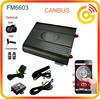 OBD Canbus GSM Car Alarm System with APP,GPS Location, Voice monitor FM6603