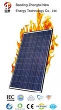 CE/IEC/TUV/UL Certificated polycrystalline 300W solar panel