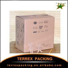 Wholesale baking portable packing box paper box 6/8/10/12 inch pastry bear birthday cake box