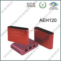 Aluminum HDD Case Enclosure