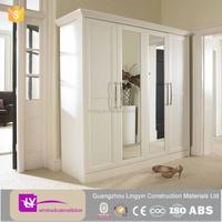 classic white bedroom furniture european wooden wardrobe