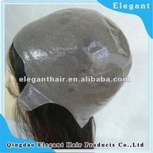 No shredding no knotting long silky straight peruvian virgin hair Full Thin skin lace wig