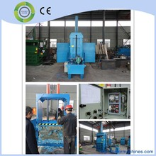 High efficiency small energy fiber compress machine