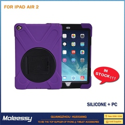 Heavy Duty factory price for ipad min leather case