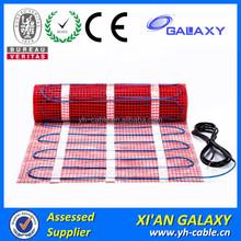 Bathroom floor heating mat