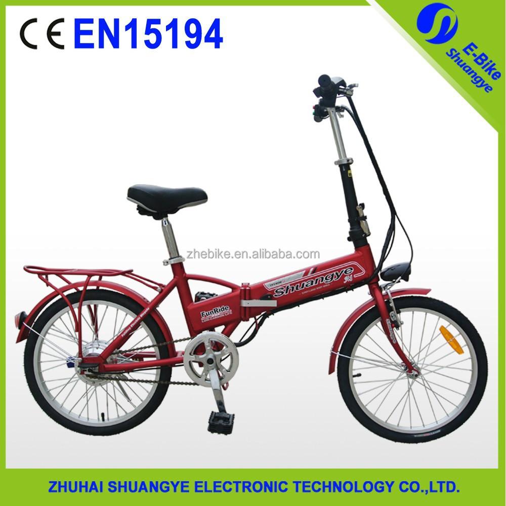36v 250w Brushless Motor Cheap Folding Electric Bike Kit