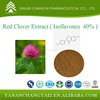 GMP factory supply Hot sale high quality Red clover extract