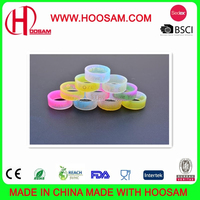 Wholesale Promotion Giveaways Cheap Custom Silicone Wedding Ring