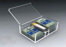 Multi-purpose acrylic cigarette display bag factory
