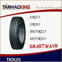 Tarmac King Trailer Tyre 285/75R24.5 tire with good performance looking for distrubutors in USA