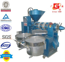 Just one YZYX130-9WZ can be finished peanut oil making