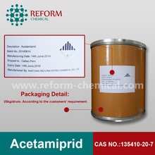 Pesticides 5%WP 10%WP 20%WP Acetamiprid CAS NO.135410-20-7