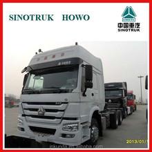 sinotruk howo 10 wheeler tractor truck low price sale