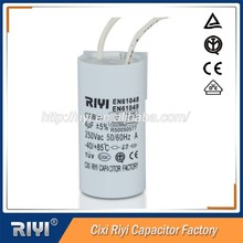 Customizable 250v film capacitor specially for lighting