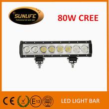 13.5 inch 80W 4x4 Accessories Led Car Light, Truck Led Light bar Off road,auto led light 12v led