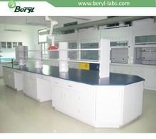 Sefa ISO14001 Cetification chemical testing laboratory furniture
