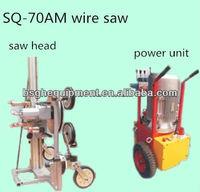 top selling SQ-70AM hydraulic hand saw machine