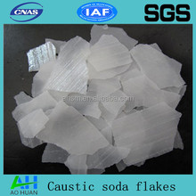 Caustic soda used for detergent and soap making
