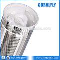 bolsa de poliéster filtro para la industria del cemento