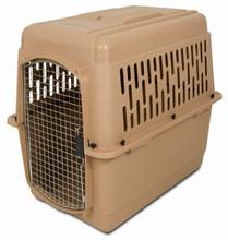 High tolerance plastic cool pet cage
