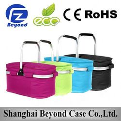 TOP Selling Portable Outdoor wine trolley cooler bag